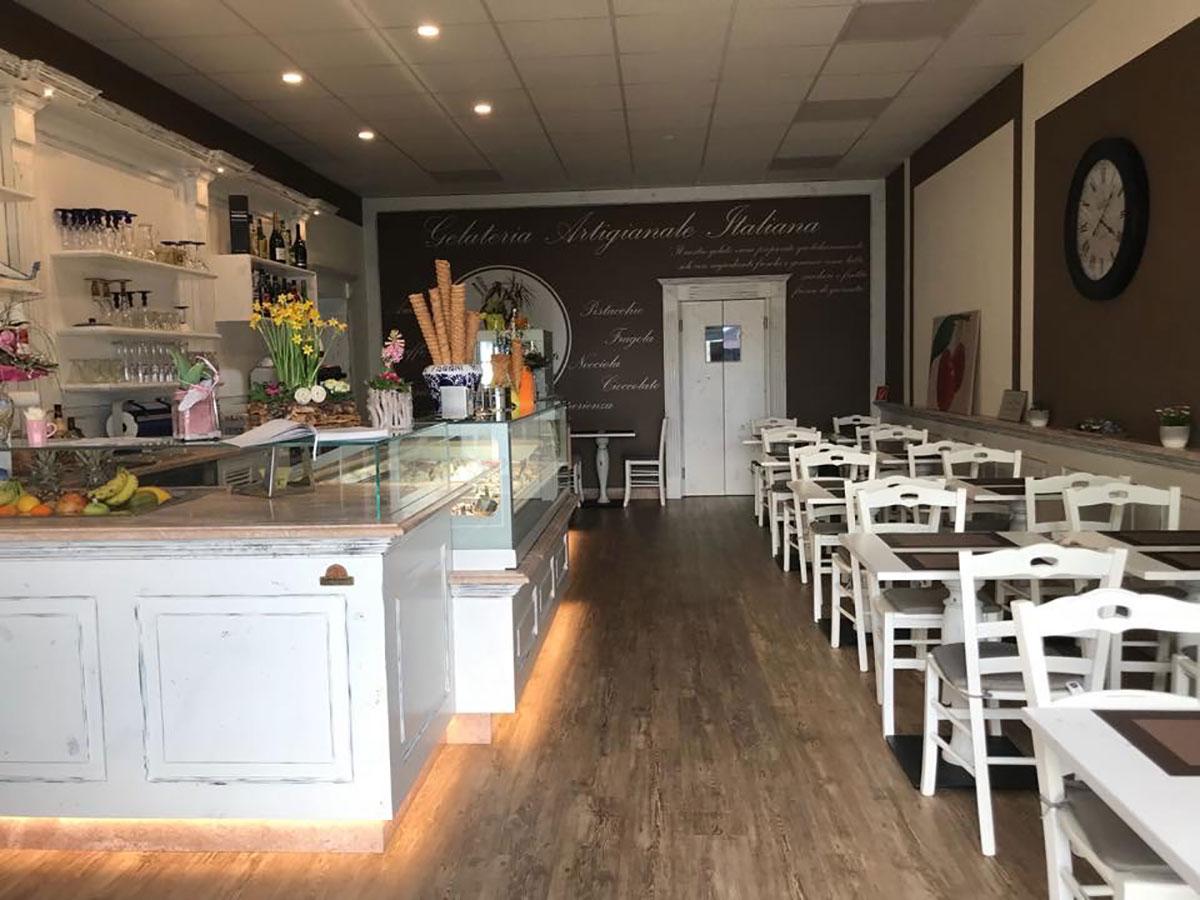 Eiscafé La Dolce Lucania
