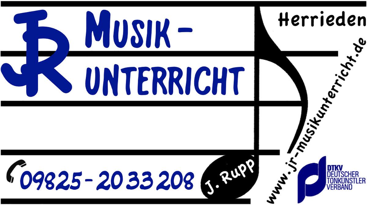 JR-Musikunterricht